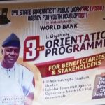 Banner of the 4th Orientation Programme